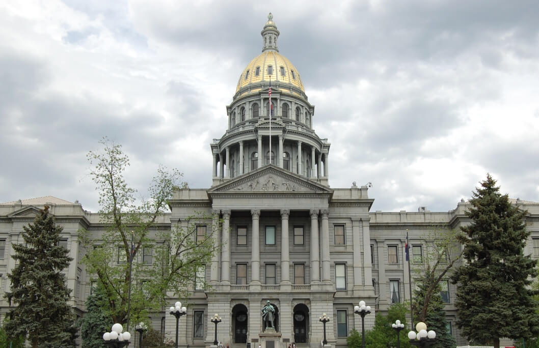 Colorado Capitol hill